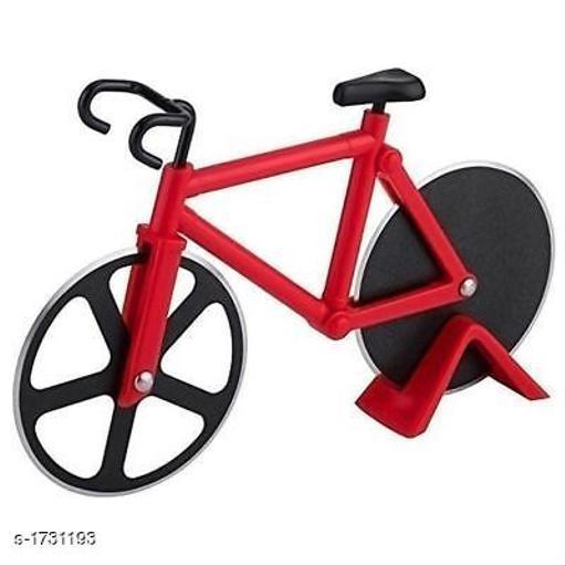 Bi-Cycle Pizza Cutter