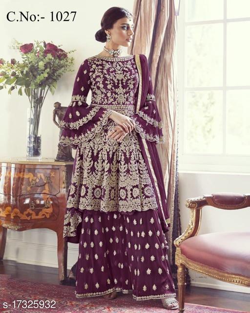 Banita Fashionable Sharara