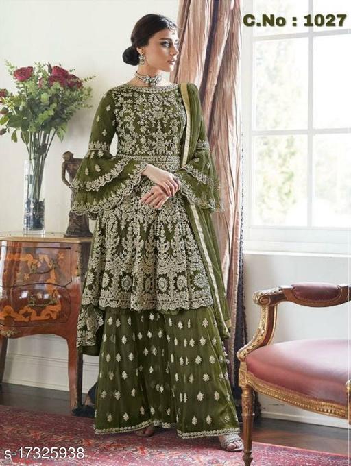 Alisha Fashionable Sharara