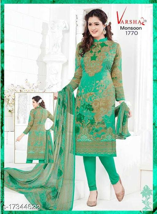 Aagyeyi Superior Salwar Suits & Dress Materials