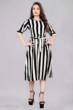 Rizwan collection crepe short stylish dress