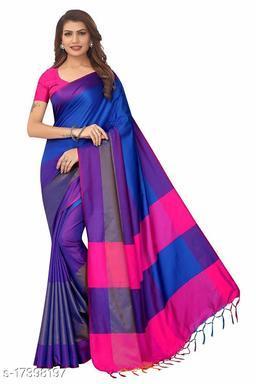 Attractive Silk Women's Saree