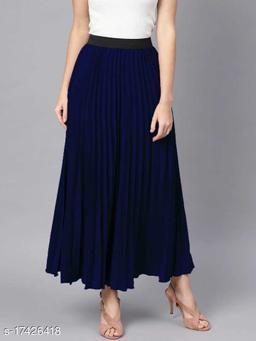 Stylish Looks Woman weastrn Skirt