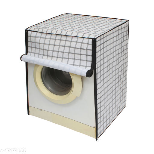 Glassiano Washing Machine Cover for Bosch WAB16060IN Fully Automtic Front Load 6 kg, CAM08