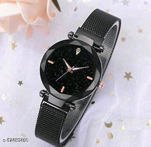 Classic Magnet Watch For Women