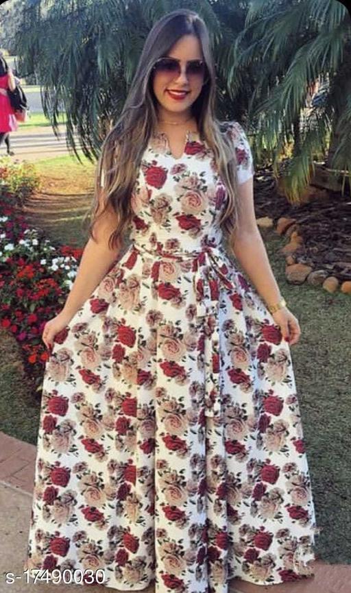 Trendy Fabulous gown