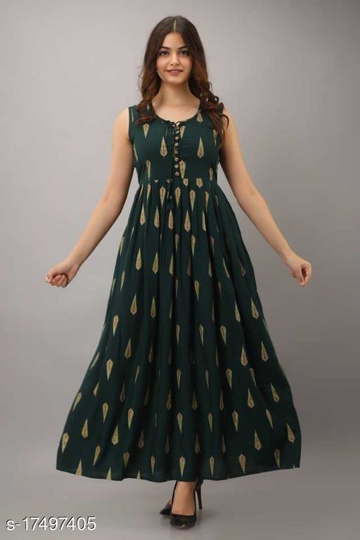 Aagam Superior  Gowns