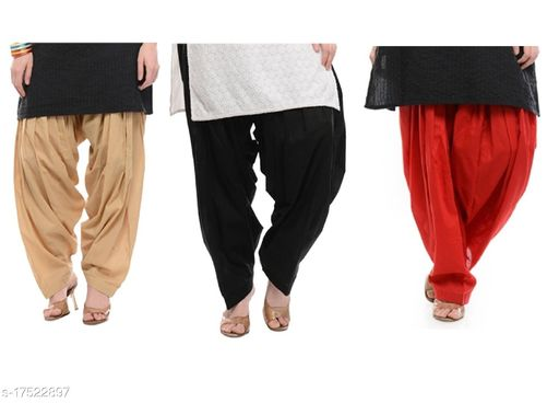 Ladies Cotton Salwar. Free Size Full Length
