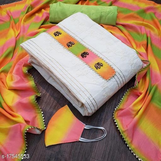 Raj Fashion Exclusive Designer Suit And Dress Materials