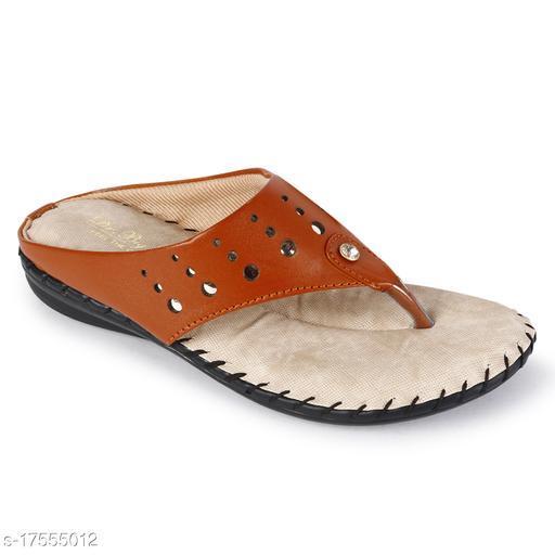 BigBird Trendy Women's Brown Flats