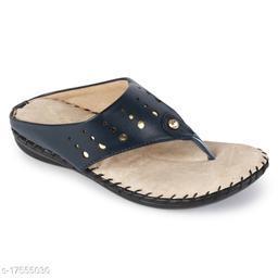 BigBird Women Blue Color Sandals