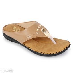 BigBird Women Beige Color Sandals