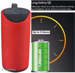 TG113 Portable Bluetooth Speaker With USB Card Slot