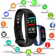 PLUS SERIES Fitness Band M4