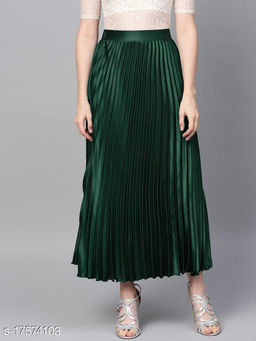 Charvi Pretty Women Ethnic Skirts