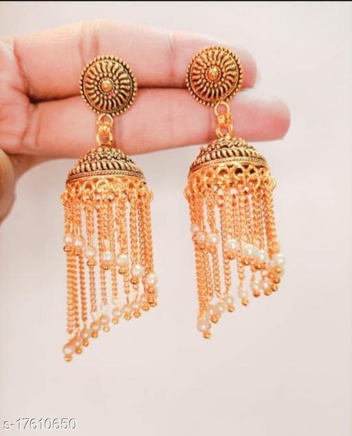 Twinkling Fancy Earrings