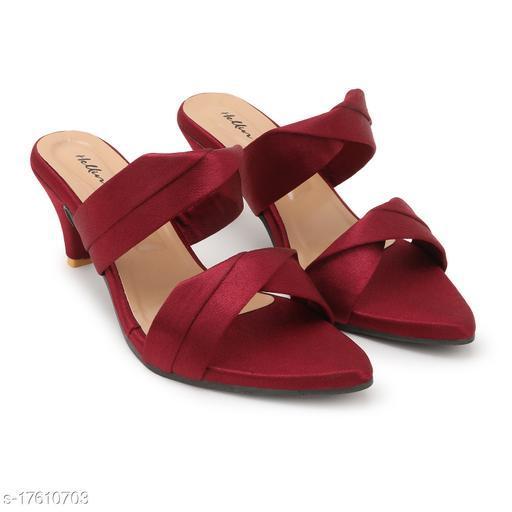 Unique Trendy Women Heels & Sandals