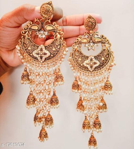 Feminine Fusion Earrings