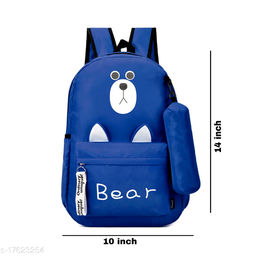 BCInd 12 L New Waterproof college Backpack