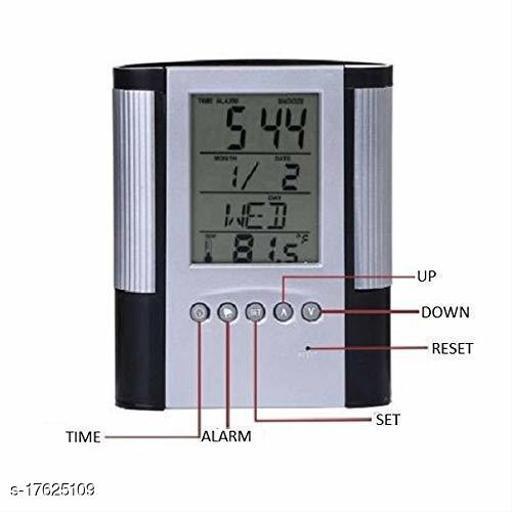 Unique Digital Clocks