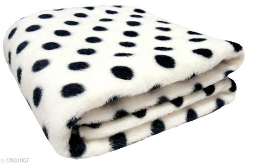 BRANDONN New Born All Season Supersoft Double Layered Printed Wrapping Sheet Cum Baby Blanket (0-12 Months)