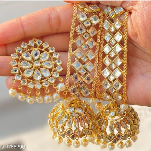 Allure Chunky Earrings