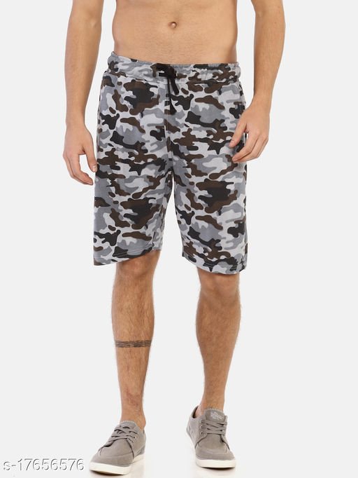 Masculino Latino  camo Mens Shorts