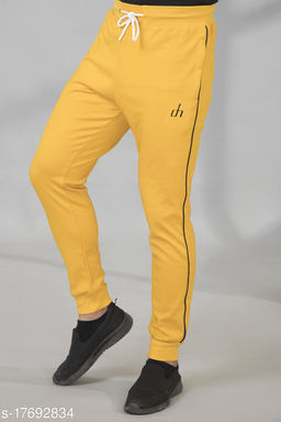 Cotton Heavy Quality Piping Jogger