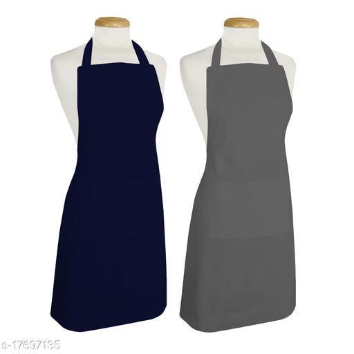 Apron polyester easywash   set of 2 pcs