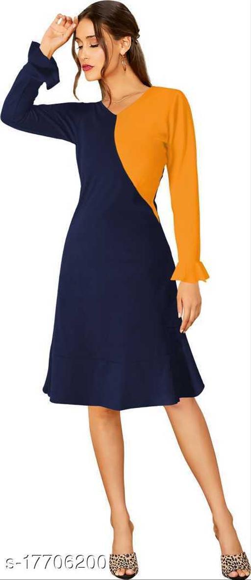 Feminine Bodycon Women Dresses