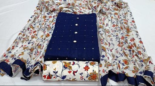 fancy designer com.Katha work suit