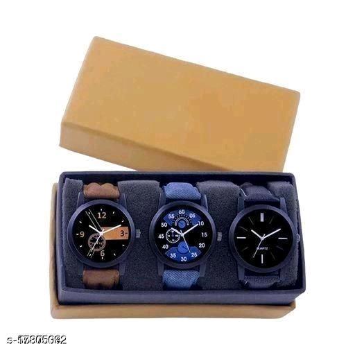 Best Trendy Men's Watches Combo