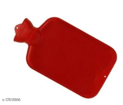 Water Rubber bag for Pain Relief Non Electrical Therapy 1pcs (multicolor)