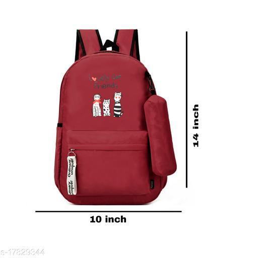 BCInd 12 L Waterproof college Backpack