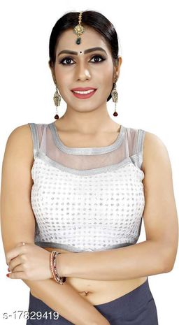 Royora Fashion Women's Squence Heavy Blouse