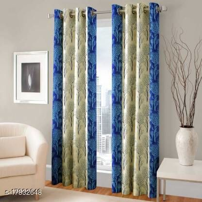 Voguish Attractive Curtains & Sheers
