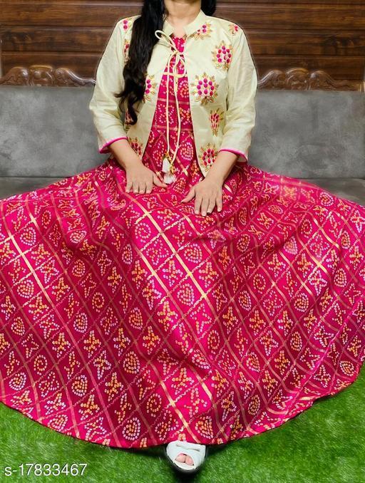 Kashvi Ensemble Women Ethnic Jackets