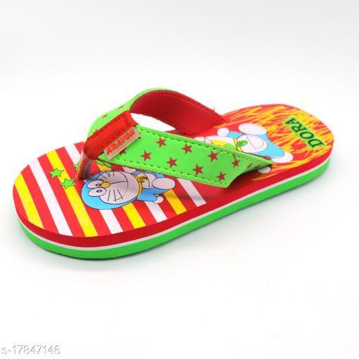 Cutiepie Fancy Kids Girls Flip Flops
