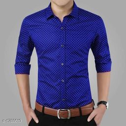 Alluring Men's Cotton Shirt