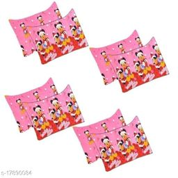 Supreme Home Collective Microfiber Pillow Covers Set of 4
