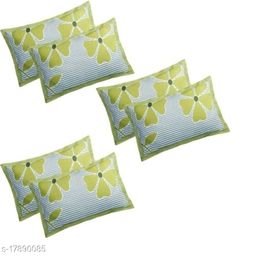 Supreme Home Collective Microfiber Pillow Covers Set of 3