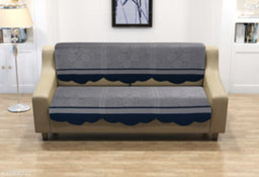Slushy Mushy HomeZZ Net Sofa set , Pack of 6