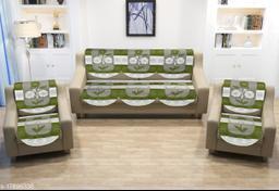 Slushy Mushy HomeZZ Net Sofa set , Pack of 10