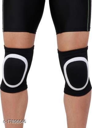 Daimond Dancing knee Pad Rounded Knee Support (1 pair)