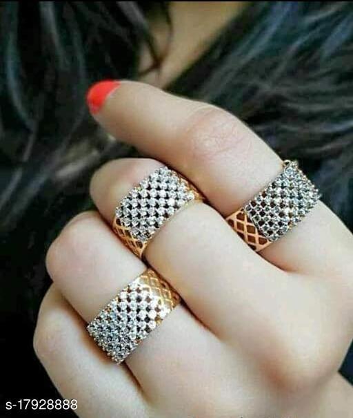 Treanding Silver Ring