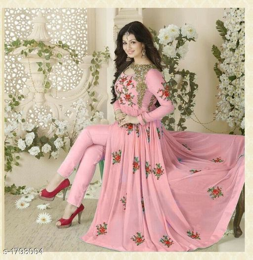 Gorgeous Georgette Suits & Dress Material