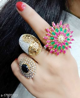 Allure Charming Rings