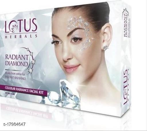 Lotus Herbals White Glow Facial Kit Big
