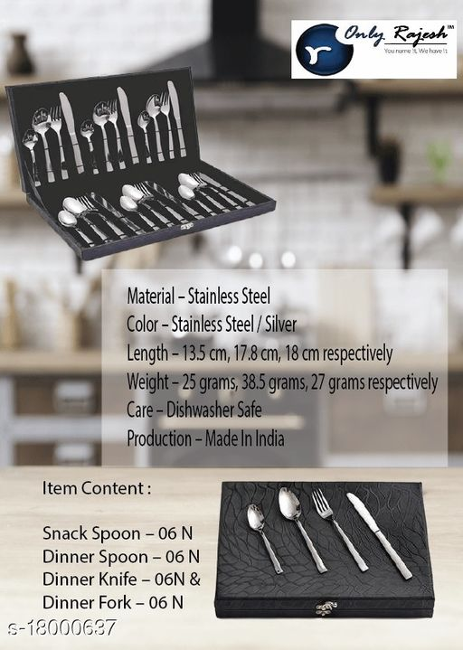 Classic Cutlery Sets