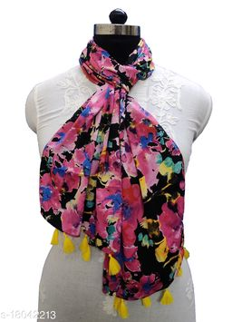 Classy Fashionable Women Scarves, Stoles & Gloves